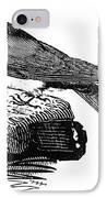 Swallow, C1800 IPhone Case