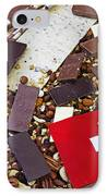 Swiss Chocolate IPhone Case by Joana Kruse