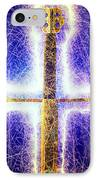 Sword With Sparks IPhone Case