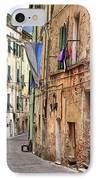 Taggia In Liguria IPhone Case