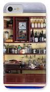 Tavern Civil War Era IPhone Case by Dave Mills