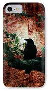 Tempting Fate IPhone Case by Andrew Paranavitana