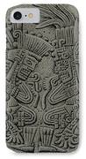 Tezcatlipoca And Huitzilopochtli IPhone Case