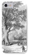 The Ancient Oak IPhone Case by Granger