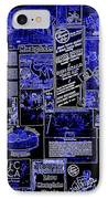 The Blues In Memphis IPhone Case by Carol Groenen