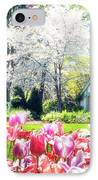The Claude Monet Small House IPhone Case
