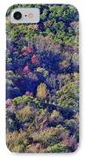 The Colors Of Autumn IPhone Case by Douglas Barnard
