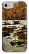 The Fall On The River Avon  IPhone Case