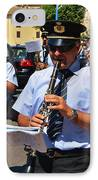 The Fanfare IPhone Case by Dany Lison
