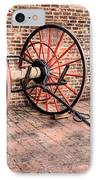 The Firehouse IPhone Case by JC Findley