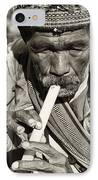 The Flute IPhone Case by Skip Nall