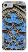 The Folly Of Windows In Prague IPhone Case by Christine Till