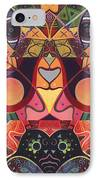 The Joy Of Design Series Guardians IPhone Case