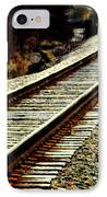 The Long Way Home IPhone Case by Karen Wiles