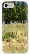 The Meadow Digital Art IPhone Case