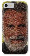 The Most Interesting Mosaic In The World IPhone Case by Paul Van Scott