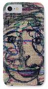 The Nose Knows IPhone Case by Natalie Holland
