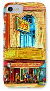 The Rialto Theatre IPhone Case