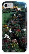 The Stand In Autumn IPhone Case by Wayne King