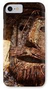 The Tin Man IPhone Case by Kathy Clark