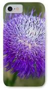 Thistle I IPhone Case