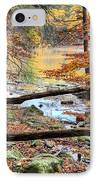 Through The Trees IPhone Case by JC Findley
