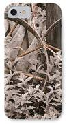 Time Forgotten IPhone Case by Carolyn Marshall