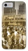 Tokyo Intersection IPhone Case