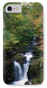 Torc Waterfall, Ireland,co Kerry IPhone Case by The Irish Image Collection