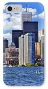 Toronto Waterfront IPhone Case