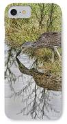 Touching Nose To Nose IPhone Case
