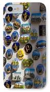 Tourism Magnets IPhone Case by David Buffington