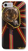 Traction IPhone Case by Meirion Matthias