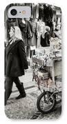 Traveling Vendor IPhone Case