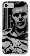 Tribute To Andy IPhone Case by George Pedro