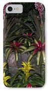 Tropical 1 IPhone Case by Wanda J King