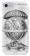 Tycho's Great Brass Globe IPhone Case by Science, Industry & Business Librarynew York Public Library