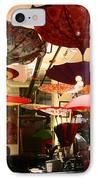 Umbrella Art IPhone Case