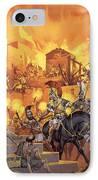Unidentified Roman Attack IPhone Case