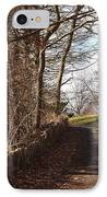 Up Over The Hill IPhone Case