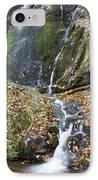 Upper Dark Hollow Falls In Shenandoah National Park IPhone Case