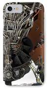 U.s. Air Force Technician Hydraulically IPhone Case