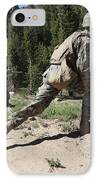 U.s. Marines Training At The Mountain IPhone Case by Stocktrek Images