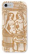 Venus, Roman Goddess Of Love IPhone Case by Science Source