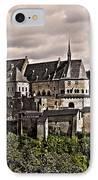 Vianden Castle - Luxembourg IPhone Case by Juergen Weiss