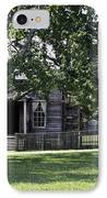 View Of Jones Law Offices Appomattox Virginia IPhone Case