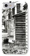 Vintage Cabins IPhone Case