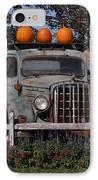 Vintage Harvest IPhone Case