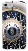 Vintage Nash Tire IPhone Case