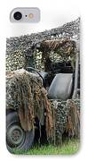 Vw Iltis Of The Special Forces Group IPhone Case